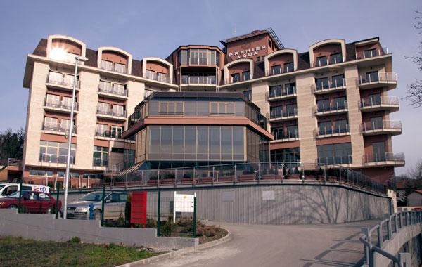 Reference Energomontaza | Hotel Premier Aqua