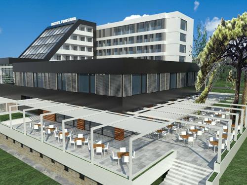 Hotel Fontana, Vrnjačka Banja