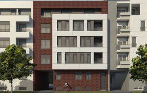 Energomont Invest Svetojovanska 3 | Fasada